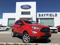 2019 Ford EcoSport SE HALOGEN HEADLAMPS|MYKEY|SYNC 3 Barrie Ontario Preview