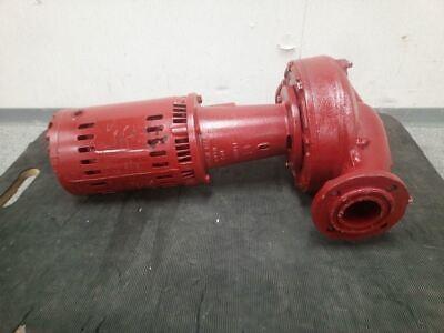 Bell Gossett E625t 1-12 Hp 1750 Rpm 208-230460vac Hot Water Circulating Pump
