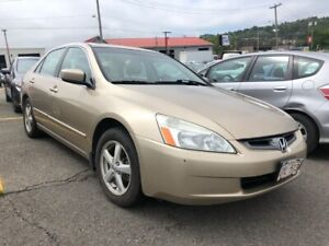 2005 Honda Accord Sdn EX-L w/leather power seats, sunroof GREAT