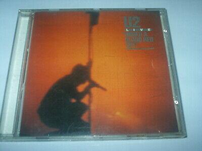 """U2 CD Album LIVE """" UNDER A BLOOD RED SKY """"  Orig 8 trax 1983 NO Barcode Good comprar usado  Enviando para Brazil"""