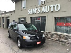 2008 Dodge Grand Caravan SE REDUCED