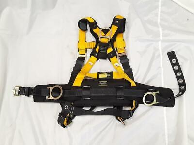 New Guardian Fall Protection Body Harness M-l 032019 New