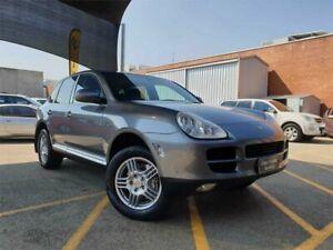 2005 Porsche Cayenne S Grey 6 Speed Tiptronic Wagon