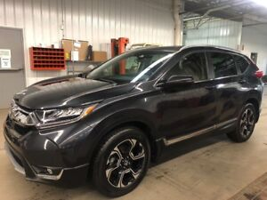 2017 Honda CR-V TOURING AWD WINTER TIRES INCLUDED
