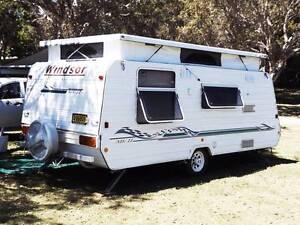 2004 Windsor Pop Top Caravan SS Mark II Avoca Beach Gosford Area Preview