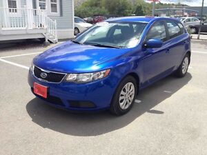 2012 Kia Forte 5-Door LX PLUS