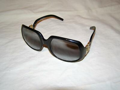 Dolce & Gabbana Black Sunglasses 889S B5 Pre-owned Free USA Shipping