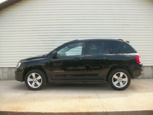 2013 Jeep Compass 4CYL AUTOMATIC 4X4