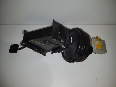 Defender Tdci & earlier models ABS Brake Master Cylinder Servo & pedal assembly