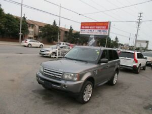 2008 Land Rover Range Rover Sport Limited Edition