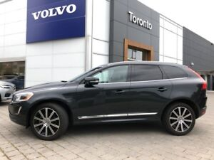 2015 Volvo XC60 T6 AWD A Platinum FULLY LOADED - CPO