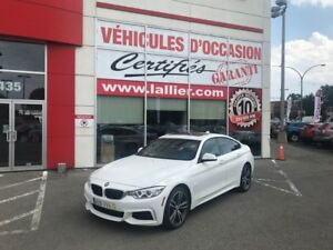 2016 BMW 4 Series 435i xDrive ** AUCUN ACCIDENT CARPROOF RAPPORT