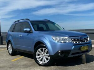 2011 Subaru Forester S3 MY11 XS AWD Blue 4 Speed Sports Automatic Wagon Blacktown Blacktown Area Preview