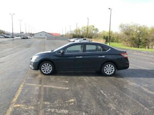 2015 Nissan SENTRA S FWD