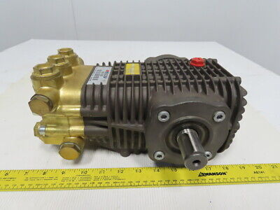 Comet Rw5535 Premium 5.3gpm 3500psi Industrial High Pressure Washer Triplex Pump
