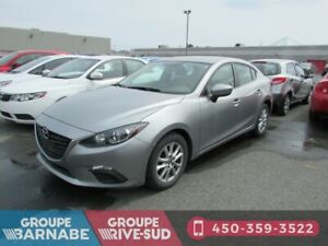 2015 Mazda Mazda3 ***GS CAMERA DE RECUL BLUETOOTH ***