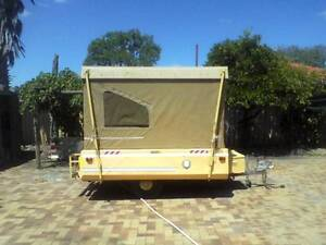 CUB CAMPER TRAILER BRAKED Lynwood Canning Area Preview