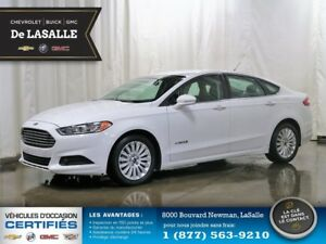 2014 Ford Fusion SE Hybrid Low Millage, Well Maintained, No Acci