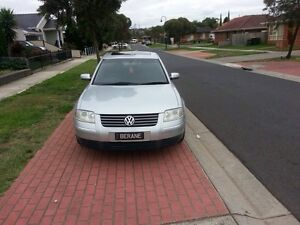 2001 Volkswagen Passat Sedan Mill Park Whittlesea Area Preview