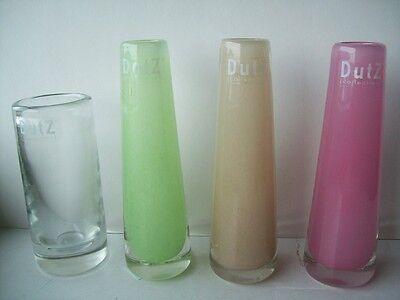 Dutz Collection Wackelvase Vase Grün Neu Dekoration