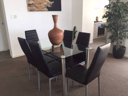 7 Piece Dining Set with Chairs Redfern Inner Sydney Preview