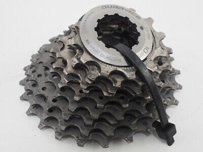 Shimano Dura-Ace CS-7800 Road Bicycle Cassette 10 Speed 12-25T Dura Ace 10 Speed Cassette
