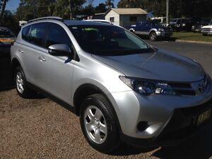 2013 Toyota RAV4 Wagon Ewingsdale Byron Area Preview