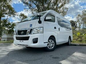 2015 Nissan NV350 Wheelchair Lift NV350 White 4 Speed Automatic Wagon Kingston Logan Area Preview