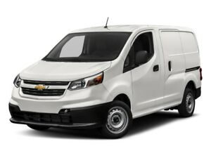 2018 Chevrolet City Express Cargo Van LT