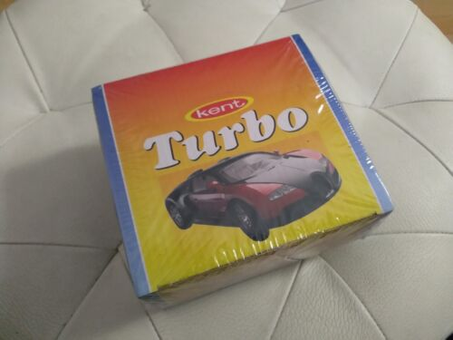 Turbo Kent 2017 Unopened Bubble Gum Box - for collect not eat!