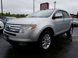 2010 Ford Edge SEL SEL !!! LEATHER !!! AWD !!! ACCIDENT FREE !!