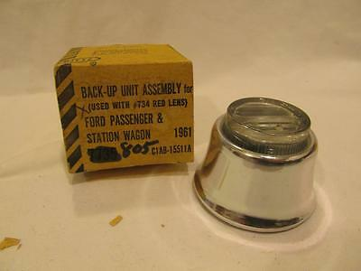 Vintage Auto Part - 1961 Ford Pass/Wagon Back-Up Unit Assembly - MIB NOS