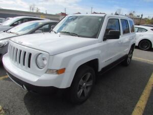 2016 Jeep Patriot High Altitude+CUIR+TOIT+AWD+BLUETOOTH