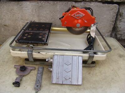Mk Diamond Mk-660 34 Hp 7 Wet Cutting Tile Saw Accessories