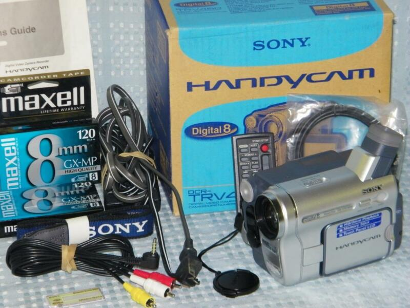 Sony Handycam DCR-TRV460 Digital-8 Camcorder