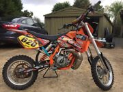 KTM 65 Hindmarsh Valley Victor Harbor Area Preview