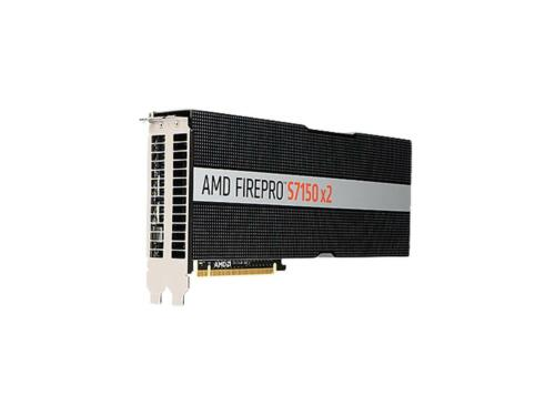 NEW AMD FirePro S7150x2 - 16GB GDDR5-GAMING-CRYPTO CURRANCY-WORKSTATION