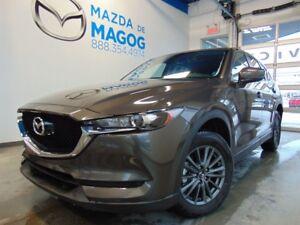 2017 Mazda CX-5 GS CAMERA DE RECUL SIEGES CHAUFFANTS