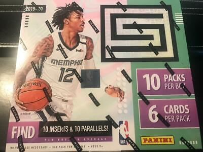 2019 Panini Status Tmall Asia Basketball Factory Sealed Box