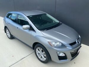 2010 4X4 DIESEL MANUAL MZR-CD LEATHER PACK MAZDA CX-7 LUXURY SUV WITH LOG BOOK SERVICE HISTORY