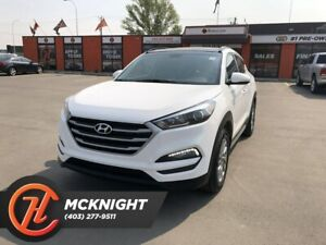 2018 Hyundai Tucson SE 2.0L / Leather / Sunroof / Back up cam
