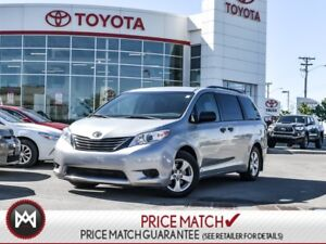 2015 Toyota Sienna 7 PASSENGER, BLUETOOTH, 3 ZONE CLIMATE Need a