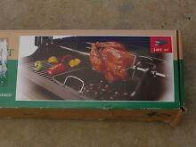Jackeroo BBQ Rotisserie Kit Heavy Duty 240V NEW Novar Gardens West Torrens Area Preview