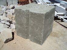 Concrete blocks 1m3 Clare Clare Area Preview