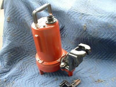 Liberty Submersible Sewage Pump Le 74m2-2 440480 34hp