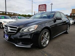 2014 Mercedes-Benz E-Class CLEAN CAR PROOF !!  ONE OWNER !!