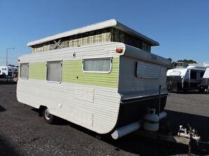 1981 Spaceline Pop Top Caravan Craigieburn Hume Area Preview