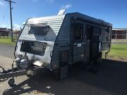 LEADER 19ft SILVER family bunk Caravan Tweed Heads South Tweed Heads Area Preview