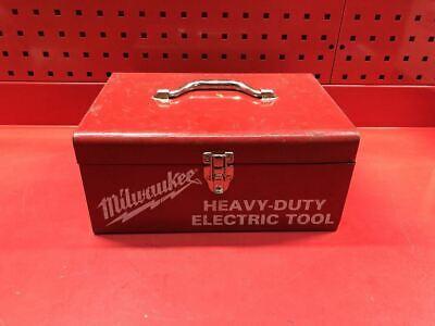 Milwaukee 6760-1 Corded Electric Screw Gun W Case