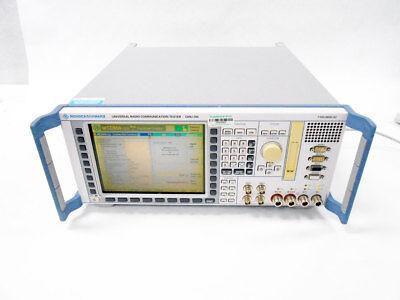 Rs Cmu 200 Universal Radio Tester 1100.0008.02 Cmu200 Rohde Schwarz Options